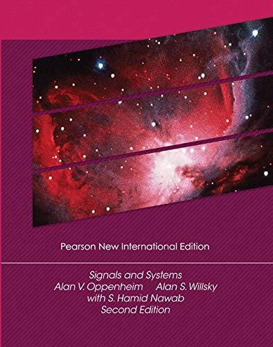 9781292025902: Signals and Systems: Pearson New International Edition