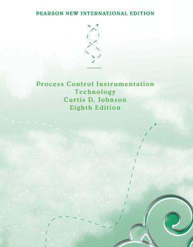 9781292026015: Process Control Instrumentation Technology: Pearson New International Edition