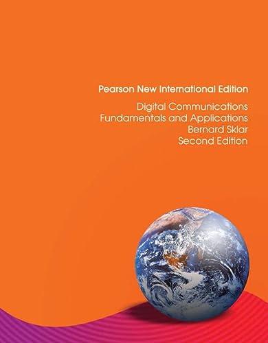 9781292026060: Digital Communications: Fundamentals and Applications