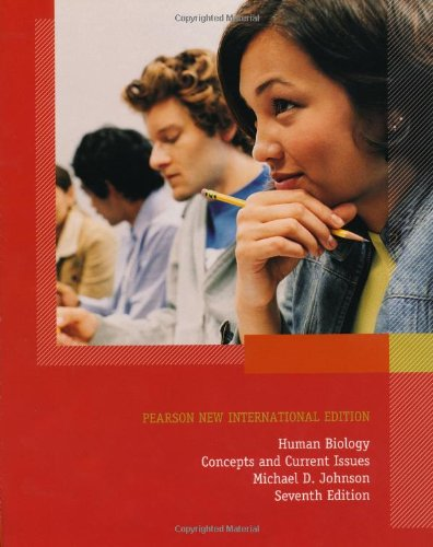 9781292026268: Human Biology: Concepts and Current Issues