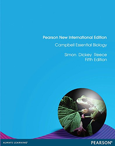 Campbell Essential Biology 5Th Edition: Pearson New: Eric J. Simon