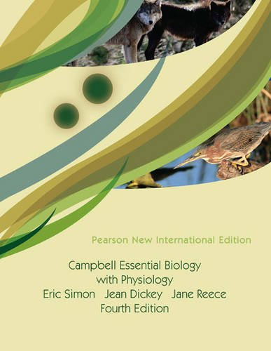 9781292026329: Campbell Essential Biology with Physiology: Pearson New International Edition