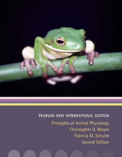 9781292026381: Principles of Animal Physiology