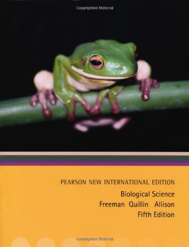 9781292026398: Biological Science: Pearson New International Edition