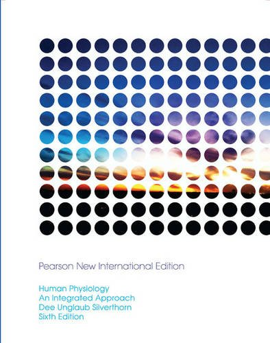 9781292026473: Human Physiology: An Integrated Approach