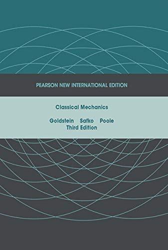 9781292026558: Classical Mechanics: Pearson New International Edition