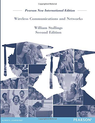 9781292027388: Wireless Communications & Networks