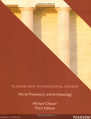 9781292027524: World Prehistory and Archaeology