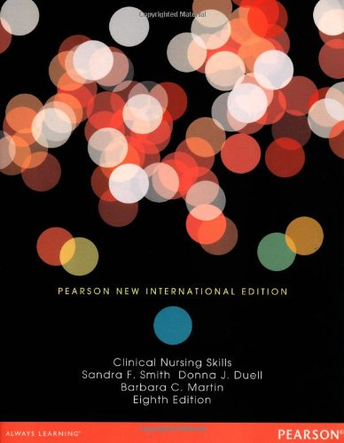 9781292027777: Clinical Nursing Skills