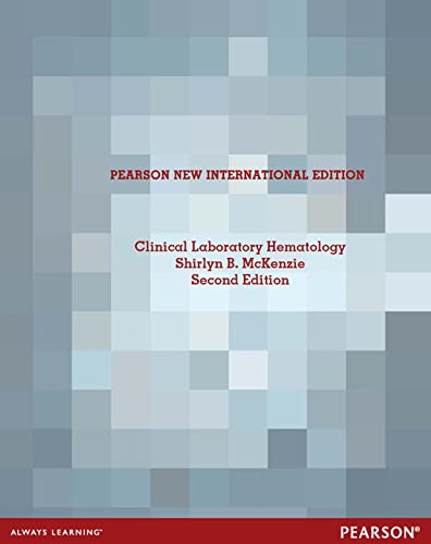 9781292027944: Clinical Laboratory Hematology: Pearson New International Edition