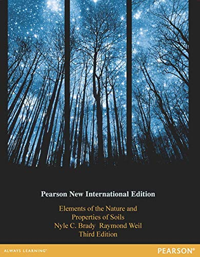 9781292039299: Elements of the Nature and Properties of Soils Pearson New International Edition