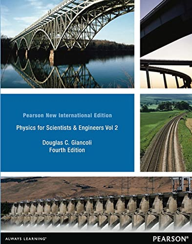 9781292039749: Physics for Scientists & Engineers: vol. 2 (chs 21-35)
