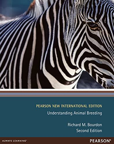 9781292040035: Understanding Animal Breeding: Pearson New International Edition