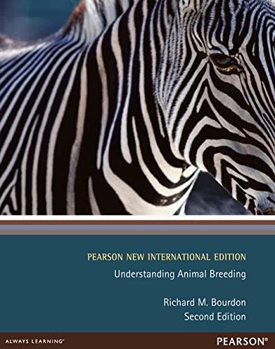 9781292040035: Understanding Animal Breeding: Pearson New International Edition