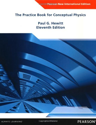 9781292040486: The Practice Book for Conceptual Physics: Pearson New International Edition