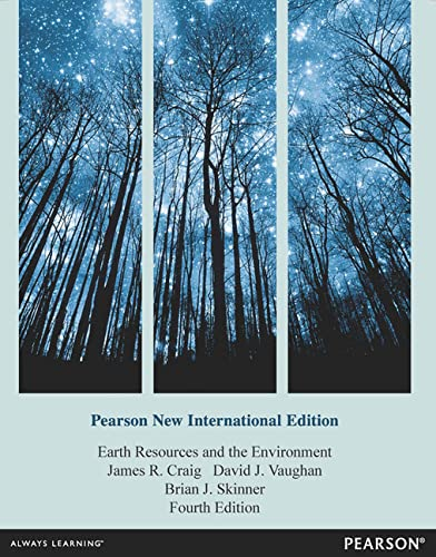9781292040998: Earth Resources and the Environment
