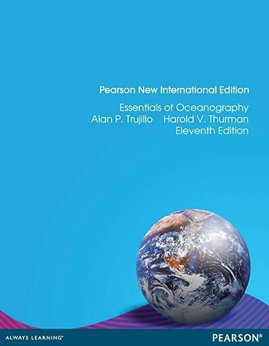 9781292041001: Essentials of Oceanography: Pearson New International Edition