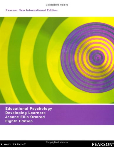 9781292041162: Educational Psychology: Developing Learners