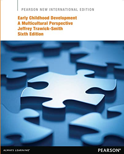 9781292041520: Early Childhood Development: Pearson New International Edition A Multicultural Perspective