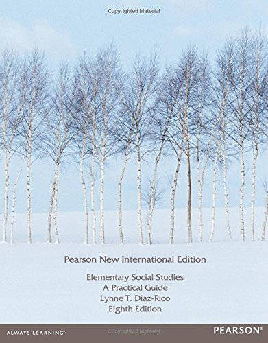 9781292041933: Elementary Social Studies: A Practical Guide