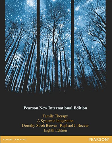 9781292041988: Family Therapy: Pearson New International Edition: A Systemic Integration