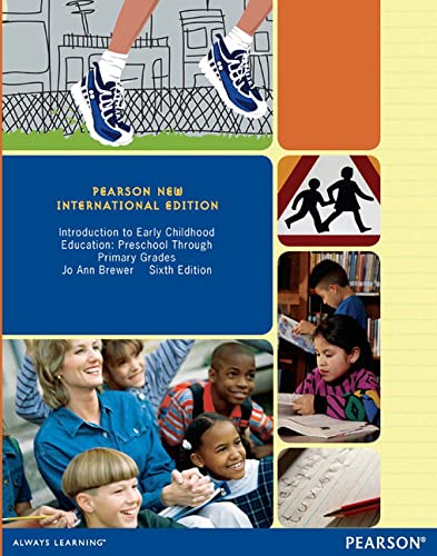9781292042015: Introduction to Early Childhood Education: Pearson New International Edition: Preschool Through Primary Grades
