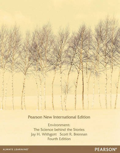 9781292042275: Environment: The Science behind the Stories