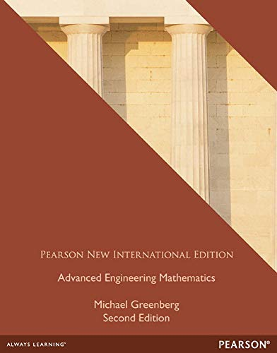 9781292042541: Advanced Engineering Mathematics: Pearson New International Edition