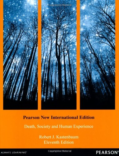 9781292042602: Death, Society, and Human Experience: New International Edition, 11e
