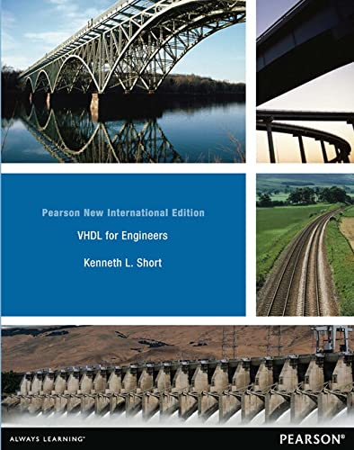 9781292042756: VHDL for Engineers