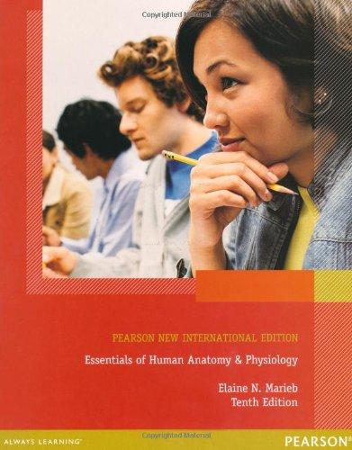 9781292042794: Essentials of Human Anatomy & Physiology: Pearson New International Edition
