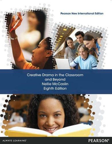9781292042800: Creative Drama in the Classroom and Beyond: Pearson New International Edition