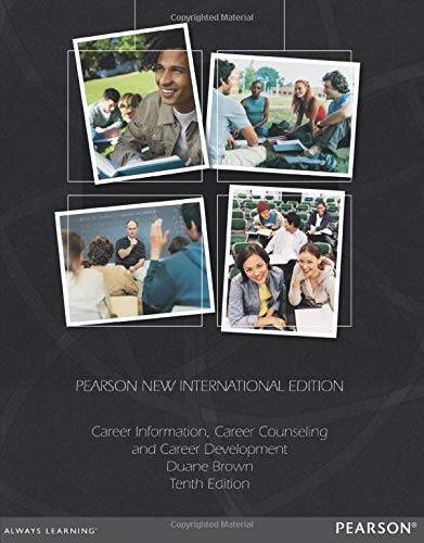 9781292042879: Career Information, Career Counseling, and Career Development