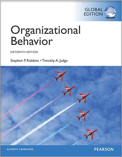 9781292056555: Organizational Behaviour, Global Edition