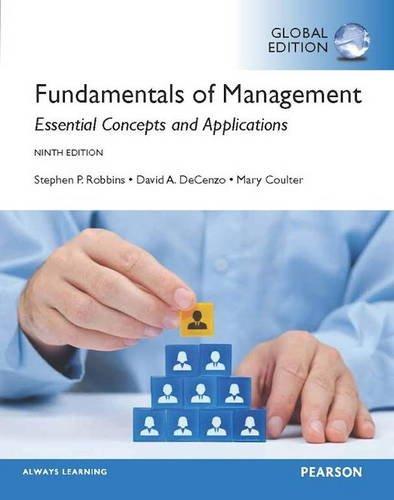 9781292057033: Fundamentals of Management with MyManagementLab