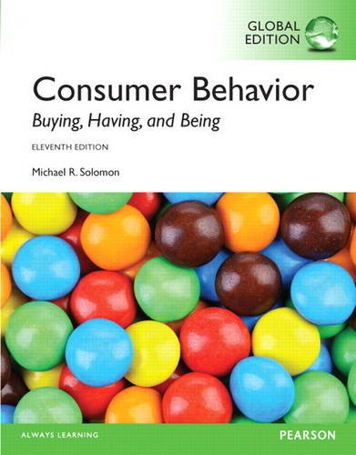 9781292057057: Consumer Behaviour with MyMarketingLab