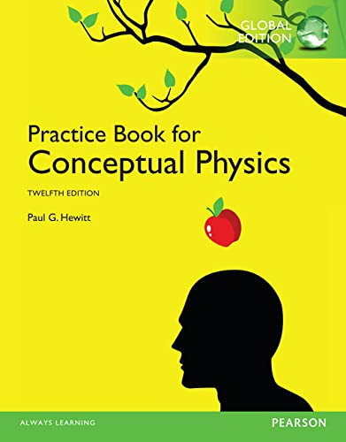 9781292057149: The Practice Book for Conceptual Physics: Global Edition