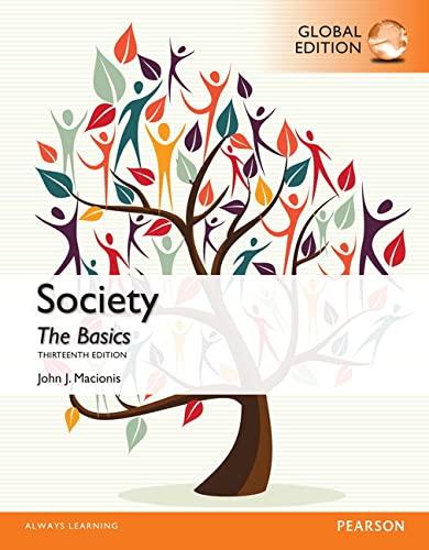 9781292057194: Society: The Basics, Global Edition