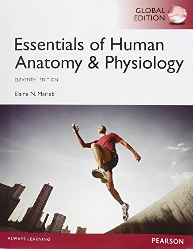 9781292057200: Essentials of Human Anatomy & Physiology