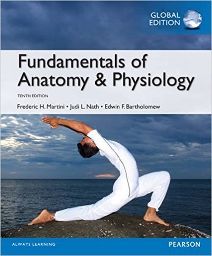 9781292057217: Fundamentals of Anatomy and Physiology, Global Edition