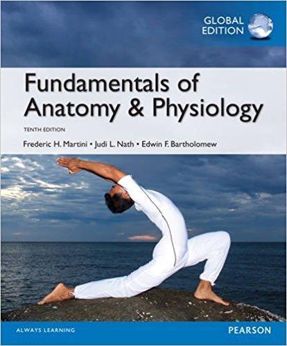 9781292057217: Fundamentals of Anatomy & Physiology, Global Edition