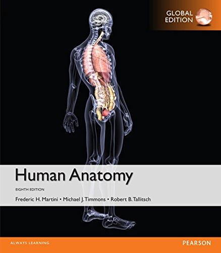 9781292057224: Human Anatomy, Global Edition