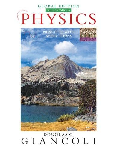 9781292057552: Physics: Principles with Applications with MasteringPhysics, Global Edition