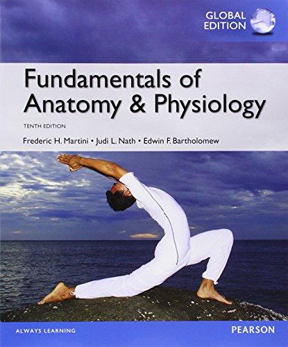 9781292057606: Fundamentals of Anatomy & Physiology with MasteringA&P, Global Edition