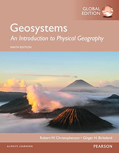 9781292057750: Geosystems: An Introduction to Physical Geography, Global Edition