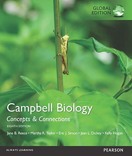 9781292057804: Campbell Biology: Concepts & Connections, Global Edition