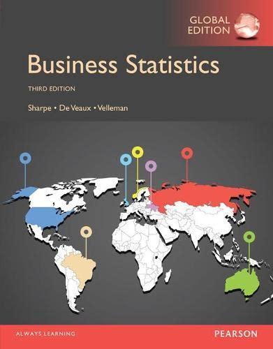 9781292058696: Business Statistics, Global Edition