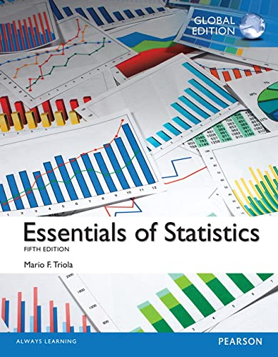 9781292058764: Essentials of Statistics, Global Edition