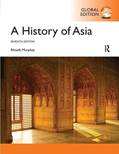 9781292058887: A History of Asia: International Edition