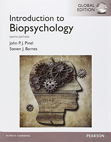 9781292058917: Introduction to Biopsychology, Global Edition